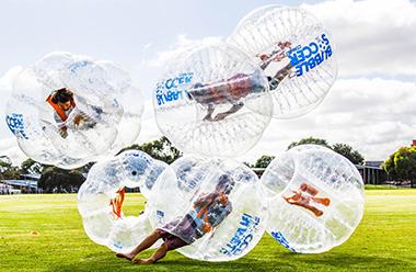 bubble-football-milano