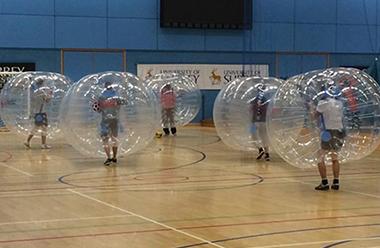 bubble-soccer-noleggio-milano